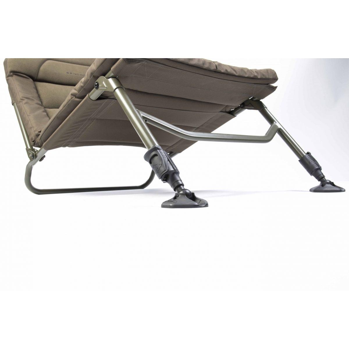 Stoel avid carp benchmark memory foam multi chair
