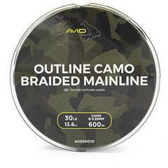 Avid Outline Camo Braided Mainline