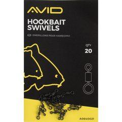 Avid Hookbait Swivels
