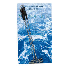 Albatros Deep Blue Metal Twisted Boom