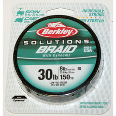 Berkley Solutions Braid Green