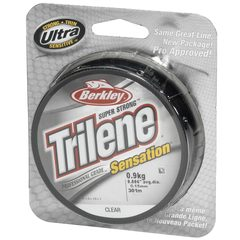 Berkley Trilene Sensation Transparent