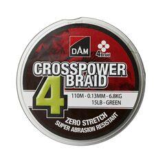 Dam Crosspower 4 Braid Green