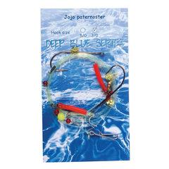 Deep Blue Jojo Paternoster 2-Haaks
