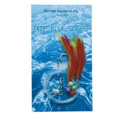 Deep Blue Rattlin Mackerel Rig