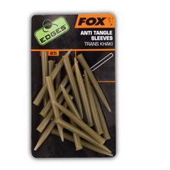 Fox Edges Anti Tangle Sleeves Khaki