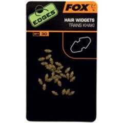 Fox Edges Hair Widgets Transparent Khaki