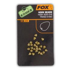 Fox Edges Hook Bead Khaki