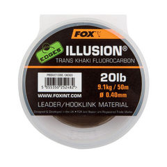 Fox Edges Illusion Trans Khaki