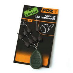 Fox Edges Tungsten Line Guard Beads 8pcs