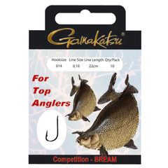 Gamakatsu BKS-1100B Bream Competion Range