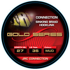 JRC Gold Series Connection Sinking Hooklink