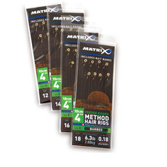 Matrix Method Feeder Rigger Hair Rigs