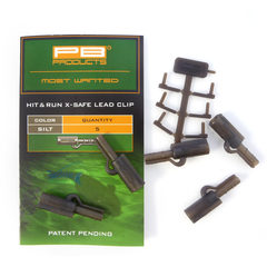 PB Products Hit and Run X-Safe Leadclip