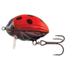 Salmo Lil Bug 3cm Floating Ladybird