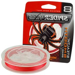 Spiderwire Stealth Smooth 8 Red