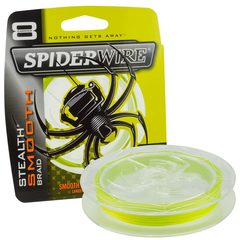 Spiderwire Stealth Smooth 8 Yellow