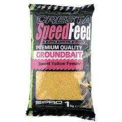Spro Cresta Speed Feed Feeder Sweet Yellow