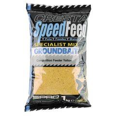 Spro Cresta Speedfeed Competition Feeder Yellow