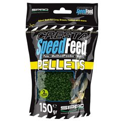 Spro Cresta Speedfeed Green Betaine Pellets