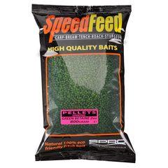 Spro Speedfeed Green Betaine Power Pellets
