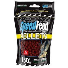 Spro Cresta Speedfeed Pellets Strawberry Krill