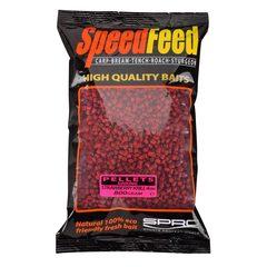Spro Speedfeed Pellets Strawberry Krill