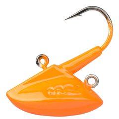 Spro Fire Erie Jighead Fluo Orange
