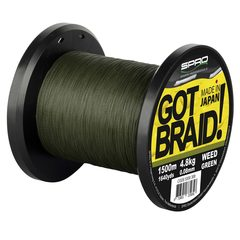 Spro Got Braid Green