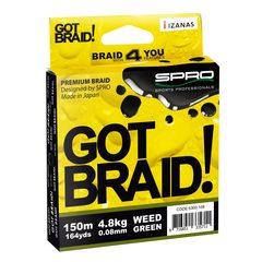 Spro Got Braid Green