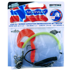 Spro Norway Expedition Combi Rig 2