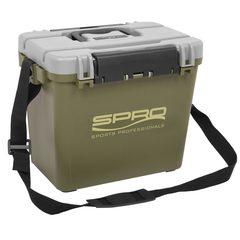 Spro Seat Box Green