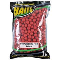 Strategy Baits Boilies Strawberry Fish