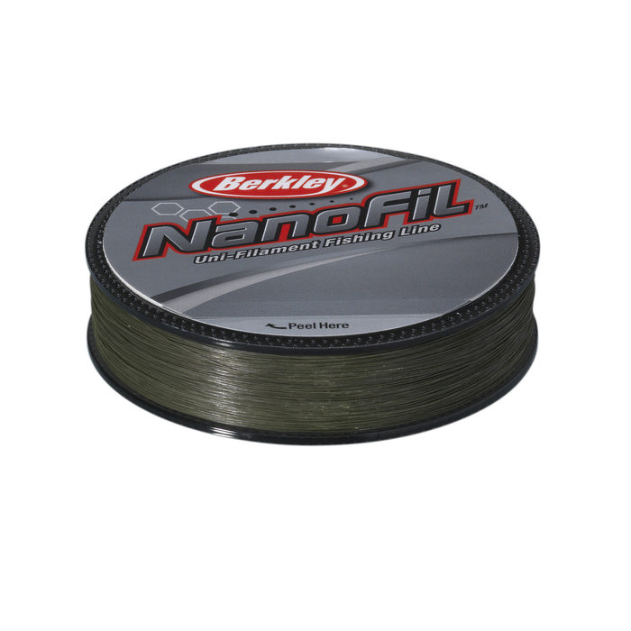 Berkley Nanofil Lo-Vis Green 270m 0.22mm