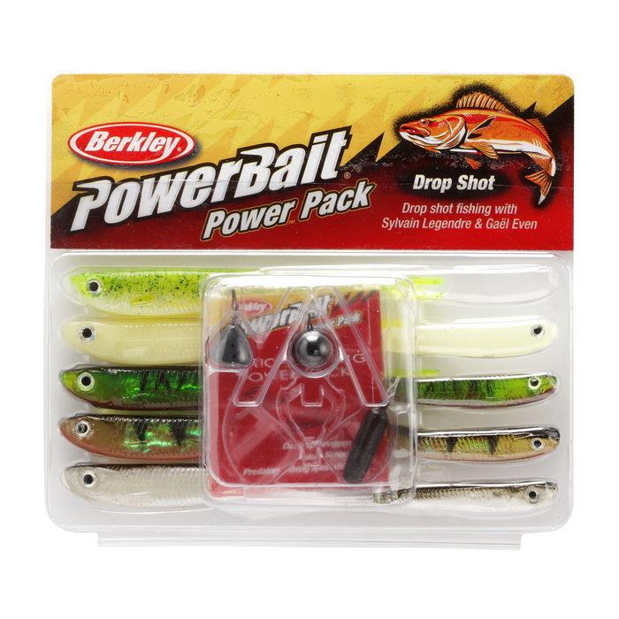 Berkley Powerbait Dropshot Pro Pack