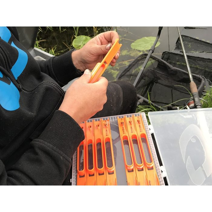 Cresta Modular Feeder Hooklength Box 8x20cm