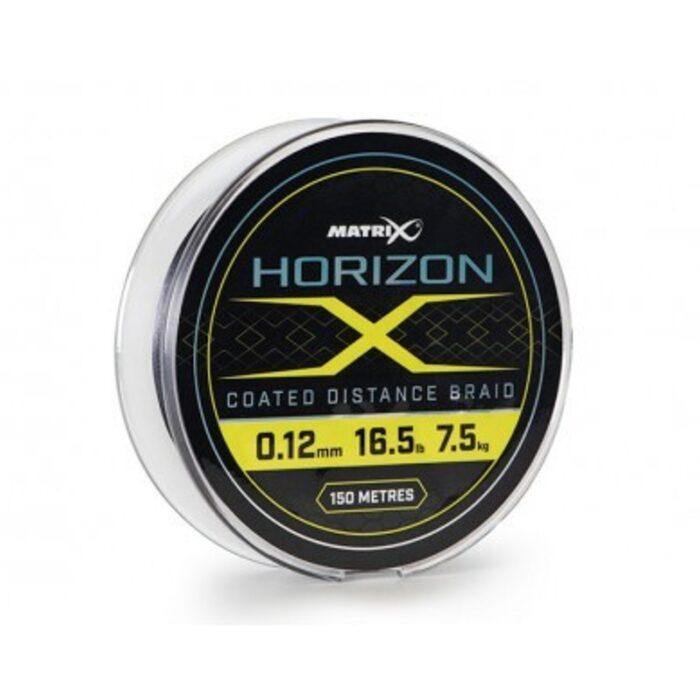 Matrix Horizon X Coated Distance Braid 0.12mm 150m