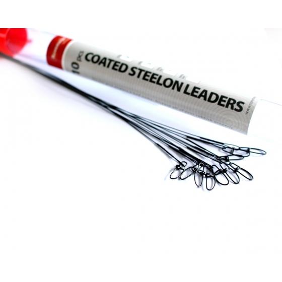 Rozemeijer Coated Steelon Leaders 30lb 30cm